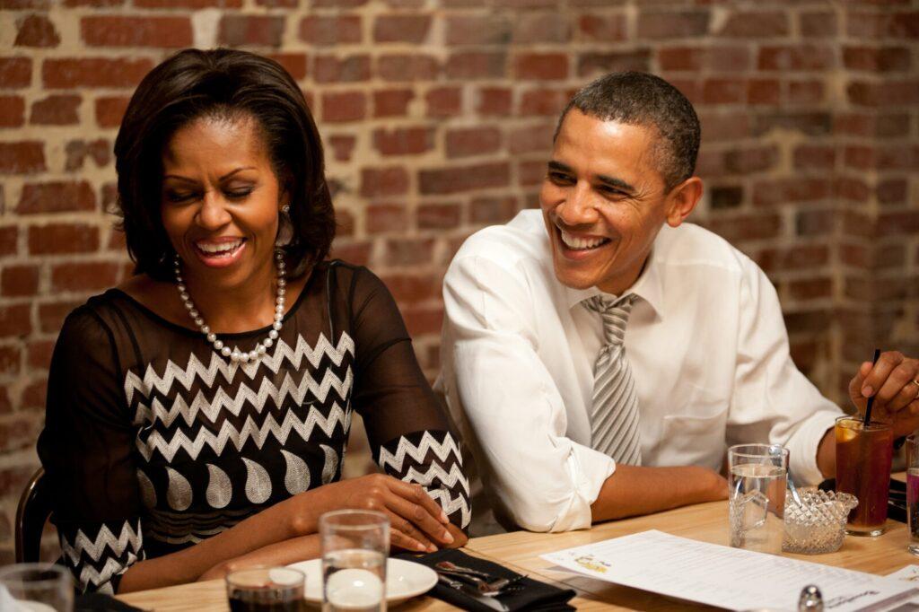 Советы Мишель Обамы для идеального брака
