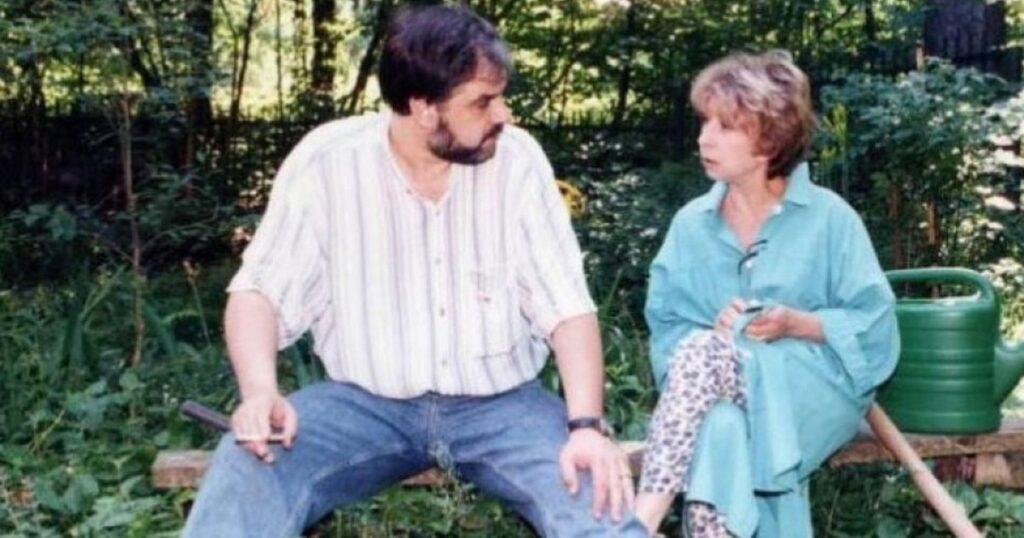 Лишь в шестьдесят три года Лия Ахеджакова обрела своё счастье